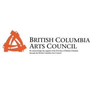 Government Partners & Funders, BC Arts Council