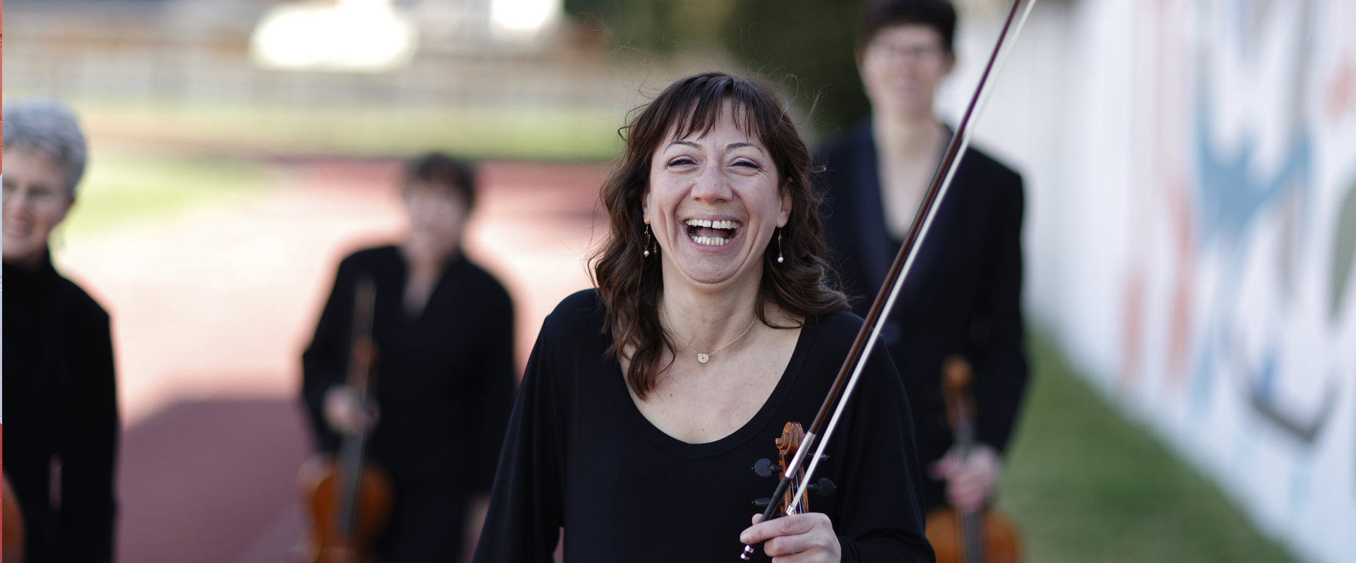 Smiles with the Victoria Symphony