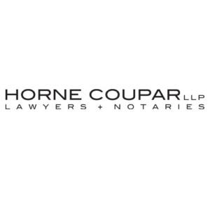 Bronze Sponsor, Horne Coupar LLP