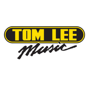 In-Kind Sponsor, Tom Lee Music, Victoria, BC