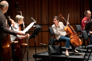 Did you get that? Rehearsal for 2020/21 season