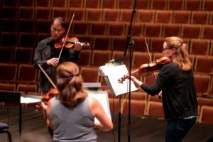 Final touches on Vivaldi's Four Seasons