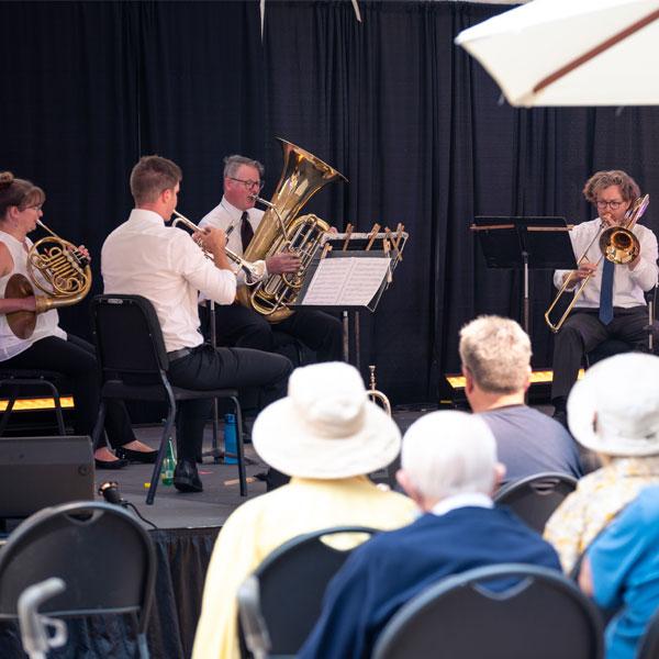 Summertime - Victoria Symphony Brass Quintet