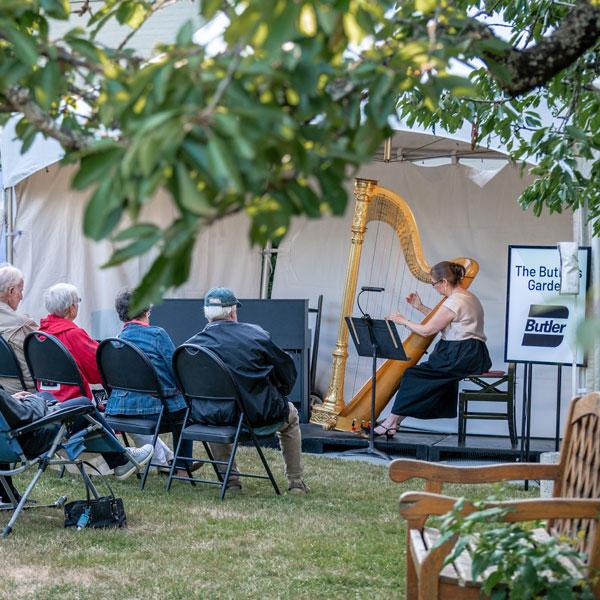 Annabelle Stanley, Art of the Harp