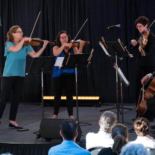 Odyssey String Quartet